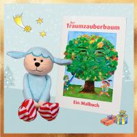 Traumzauberbaum - Paket - Miepchen und Malbuch