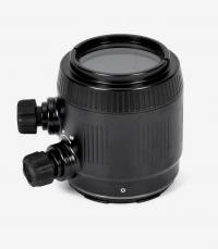 Nauticam Port Canon EOS-M - Macro port for Canon EF-EOS M adaptor and EF-S 60mm f/2.8 Macro USM