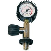 Flaschenprüfmanometer DIN 230 bar bis 400 bar