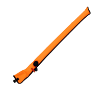 Polaris Tek Boje - Farbe: orange Länge: 120 cm