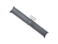 Armband DX - Schwarz Titanium