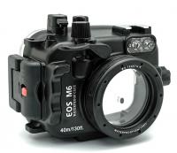Seafrogs Unterwassergehäuse für die Canon EOS M6 (22mm)