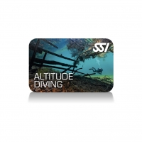 SSI Specialty - Altitude Diving