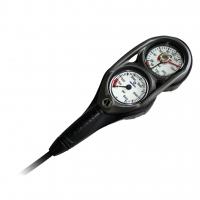 Apeks 3er Konsole - Finimeter/Tiefenmesser/Kompass