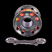 Apeks - Spool Lifeline kit - Grey - 60m