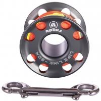 Apeks Spool Lifeline Kit - Grey - 60 m