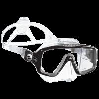 Aqualung Tauchmaske Ventura+ - Klar Silber