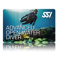 SSI - Advanced Open Water Diver - AOWD