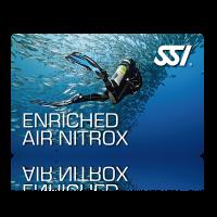 SSI Specialty - Tauchen mit Nitrox