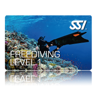 SSI Specialty - Freediving Lvl 1