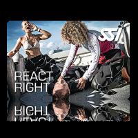 SSI - React Right Kombination - 1. Hilfe, HLW & Sauerstoffanwender