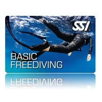 SSI Specialty - Freediving Basic
