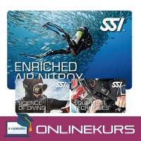 3in1 Online Tauchkurs Sparbundle