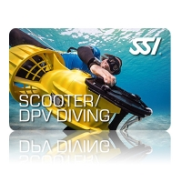 SSI Specialty - Scooter DPV Diving