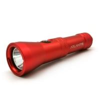 Tauchlampe Atlantis PRO 1000R Red