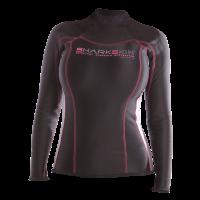 # Shark Skin Chillproof Langarm Shirt - Damen - Restposten