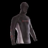 # Chillproof Langarm Shirt mit Kopfhaube - Herren - Restposten