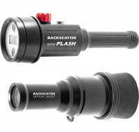 Backscatter Mini Flash & Snoot Combo Paket - Backscatter Mini Flash and Snoot Combo