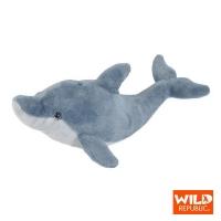 Plüschtier von Wild Republic - Delphin - 30 cm