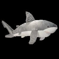 Plüschtier von Wild Republic - Weisser Hai - Jumbo