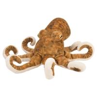 Plüschtier von Wild Republic - Octopus Braun