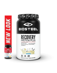 Biosteel Advanced Recovery Protein Plus (1224 G) - Vanille