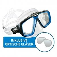 Aqualung Tauchmaske Look HD inkl. opt. Gläser - montiert