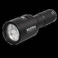 BigBlue 1100-Lumen Auto Flash Off + Red LED - Unterwasser Tauchlampe mit Blitzsensor