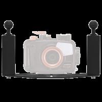 BigBlue Large Camera Tray between the Handles 8-inches - Schiene mit Handgriffen - 20,32cm zwischen den Handgriffen