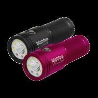 BigBlue 2600-Lumen Dual-Beam Light  - Wide/Narrow - Pink - Unterwasser Videolicht mit 2600 Lumen