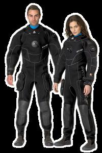 Waterproof Trockentauchanzug D10 Pro ISS - Damen