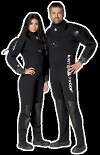 Waterproof D70 SC Trockentauchanzug Herren - Größe L