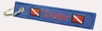 M&M Schlüsselanhänger Diver