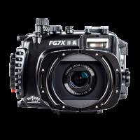 Fantasea - Unterwassergehäuse für Canon G7 X Mark II mit Vacuum System