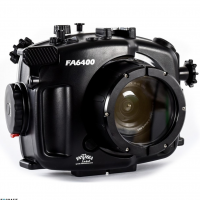 Fantasea FA6000 Housing for Sony a6000 KIT with port and gear
