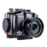 Fantasea FRX100 V Housing for Sony RX100 V / IV / III