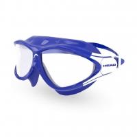Head Kinderschwimmbrille Rebel JR - blau/clear
