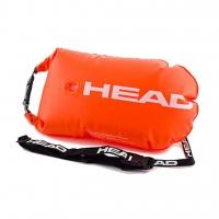 Head Safty Buoy mit extra Dry Bag - Orange