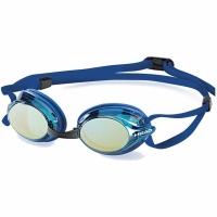 # Head Goggle Venom mirrored blau - Schwimmbrille - Abverkauf