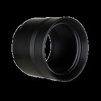 Hugyfot - Flat port L90 - Acrylic