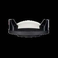 Hugyfot - 6.5 inch Wide Angle Port - Acrylic