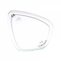 Hollis Maske M3 - optische Gläser