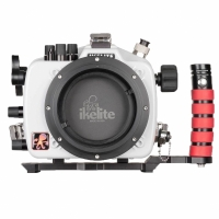 Ikelite - 71472 200DL Unterwassergehäuse für Sony Alpha a7 II - a7R II - a7S II - spiegellose dSLR
