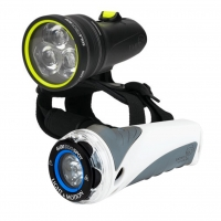 # Light & Motion - Sola Tech Combo - 1x Sola Tech & 1x Gobe S 500 - Restposten