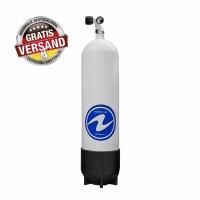 Aqualung 12 L Lang Z-Ventil - Stahlflasche