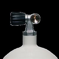 Aqualung Monoventil 230 bar DIN - Italienisches Monoventil