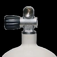 Aqualung Monoventil 230 bar DIN erweiterbar - Italienisches erweiterbares Monoventil