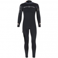 # Aqualung Dive 5,5 mm Jumpsuite Backzip - Herren - Restposten