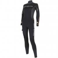 # Aqualung Dive 5,5 mm Jumpsuite Backzip - Damen - Restposten