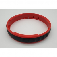 Northern Diver Dry Glove System - Lock Ring (rot)